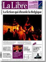 La libre - La Belgique est morte