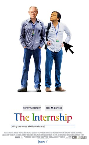 The Internship ft. Barroso & Van Rompuy