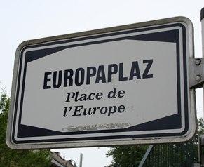 Europaplaz Schengen