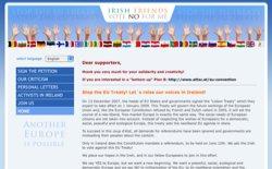 Irlande vote non au traité de Lisbonne