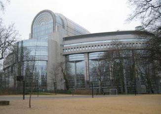 parlement européen bxl